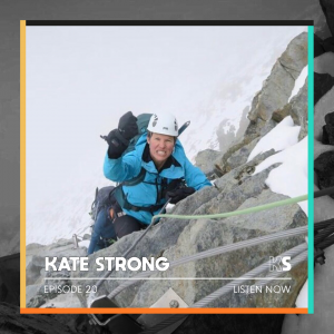 Podcast Template 300x300 - Kate's Twist on... climbing your Everest (in health, in business & in your life)